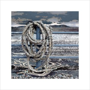 Claire Gill, Artist, Limited Edition prints, photomontage, digital art, seascapes, fine art prints, Maryport
