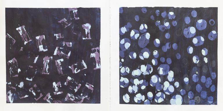 Exploring Landscape A Sketchbook Project Claire Gill Fine Art