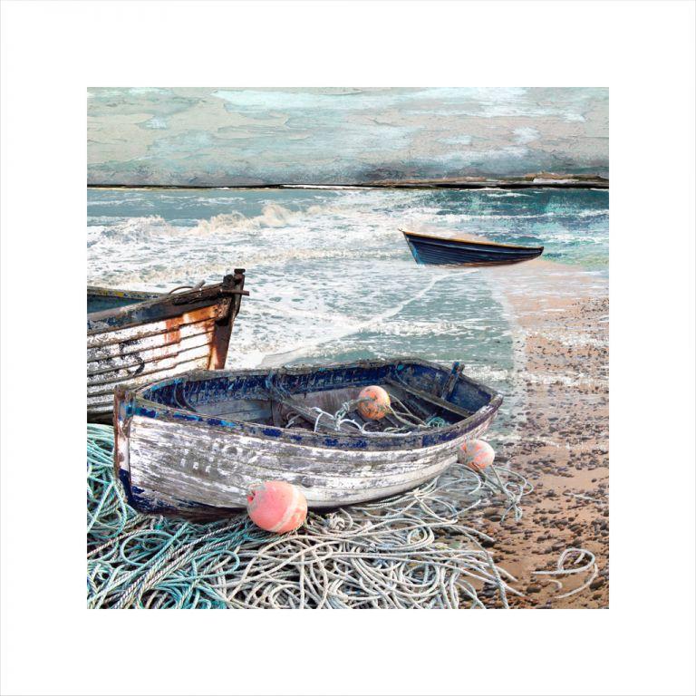Affordable Art, Art for Sale, Art online, Art prints, Claire Gill, Limited edition prints, digital photomontage, fine art prints, hahnemuhle, coastal art, Collect Art, seascape 35, Aldeburgh, Chesil Beach